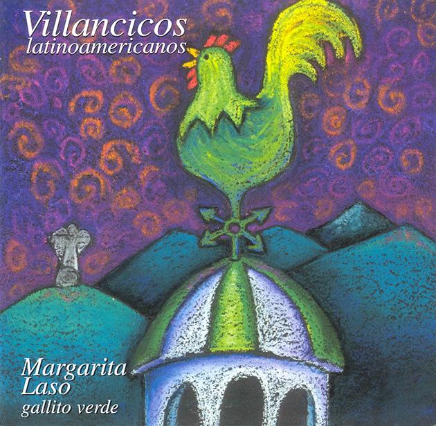 villancicos latinoamericanos, portada
